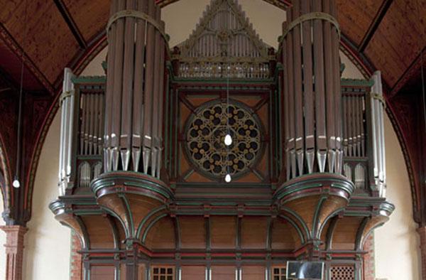 Die Sauer-Orgel in Altenessen ist 'Orgel des Monats März'.