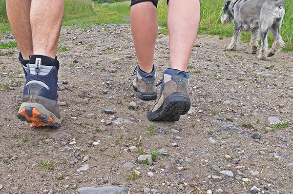 Gute Schuhe schnüren, Hund und Maus mitnehmen: der Ökumenische Pilgerweg zur Weltklimakonferenz führt u.a. quer durch die rheinische Kirche.