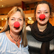 Aus Bonn: Monika und ihre Tochter Louise