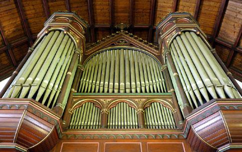 Die Sauer-Orgel in Essen-Katernberg wird renoviert, das wird durch die Ernennung zur 'Orgel des Monats' unterstützt.