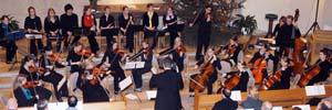 Kirchenmusik ist ein wesentlicher Beitrag zur Verkündigung: beim Nachtkonzert des Landessynode in der Martin-Luther-Kirche