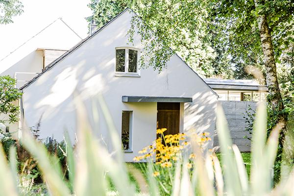 Das Haus der Stille in Rengsdorf.