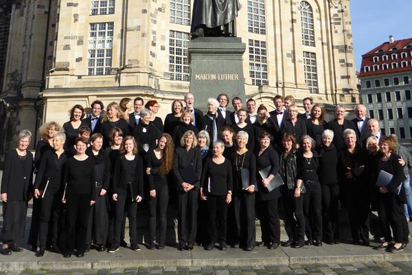 Die Kantorei Barmen-Gemarke gibt seit 70 Jahren Konzerte in Wuppertal und auch außerhalb, wie zum Beispiel in der Frauenkirche in Dresden. Das Jubiläum feiert die Chorgemeinschaft mit einem vielseitigen Konzertprogramm.