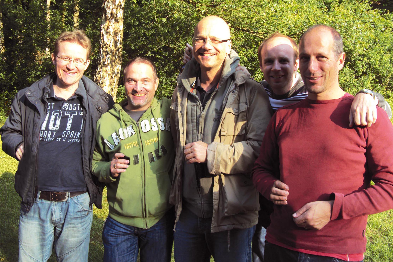 Für jeden Mann was dabei: Ein abwechslungsreiches Veranstaltungsprogramm bietet die Männerarbeit der EKiR.