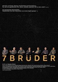 Filmplakat 7 Brüder