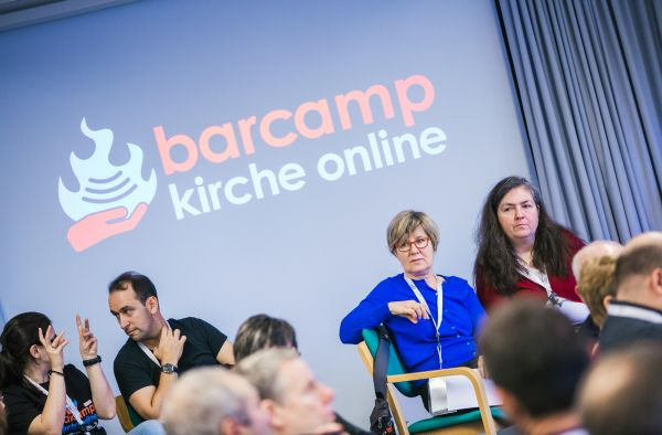 Barcamp Kirche (Foto: Anna Siggelkow)