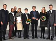 Glückwünsche für die Evangelische Kirchengemeinde Köln-Klettenberg und ihre Architekten.