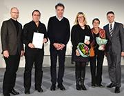 Glückwünsche für die Beteiligten des Bauvorhabens Speisehaus in Wuppertal.