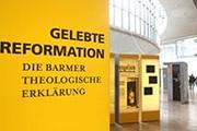 Die Ausstellung im Düsseldorfer Landtag ist auch für Publikum geöffnet.
