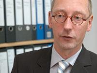 Weniger als Fusion, mehr als Kooperation: Diakonie-Chef Dr. Uwe Becker.