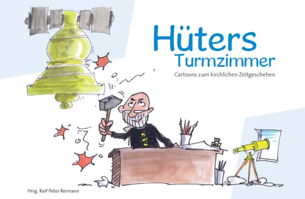 Cover 'Hüters Turnzimmer'