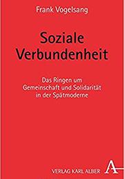 Buchcover: Soziale Verbundenheit