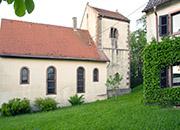 Dorfkirche in Dörrenbach