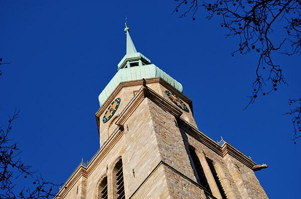 Reinoldikirche in Dortmund.