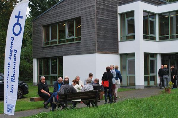 Delegiertentagung der rheinischen Jugend in Solingen.