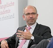 Bleibende Aktualität: Präses Manfred Rekowski