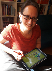 Konstanze Ebel zeichnete seit März rund 150 Corona-Gebete.