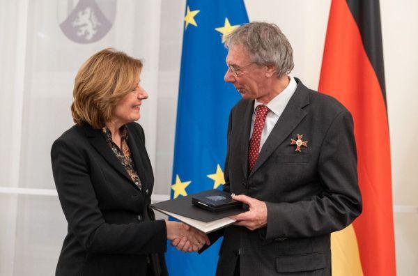 Siegried Pick und Malu Dreyer