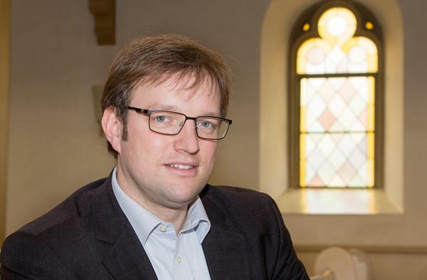 Pfarrer Martin Engels