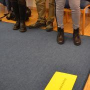 Auch über die Arbeit mit Kindern wurde in Solingen nachgedacht.
