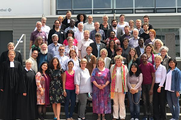 Die deutsche Regionalversammlung der VEM tagte in Bethel.