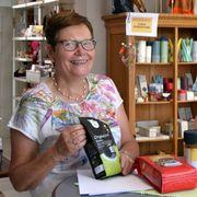Premium-Kaffee koste andernorts genauso viel, sagt Hannelore Gutermuth.