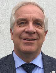 Superintendent Hans-Joachim Hermes