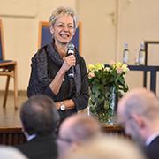 Kristina Wendland, Geschäftsführerin des KD 11/13