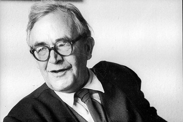 Karl Barth zählt zu den bedeutendsten Theologen des 20. Jahrhunderts.