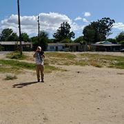 In Clanwilliam bei Kapstadt soll eine Kirche gebaut werden, die dem ganzen Ort Hoffnung gibt.