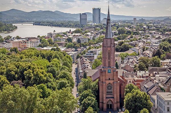 Kreuzkirche, Bonn
