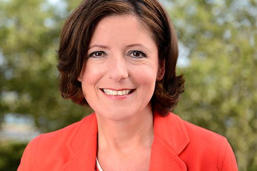 Malu Dreyer, Ministerpräsidentin von Rheinland-Pfalz. Foto: Elisa Biscotti