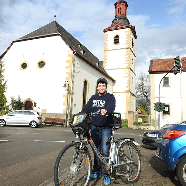 Radwegekirche