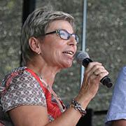 NRW-Landtagspräsidentin Gödecke.