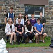 Gerlinde Butzphal vom Nes Ammim-Verein bereitet die jungen Menschen auf ihren Dienst vor.