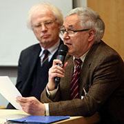 Prof. em. Dr. Karl Gabriel von der Universität Münster