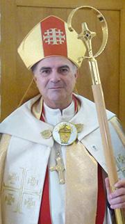 Bischof Ibrahim Azar
