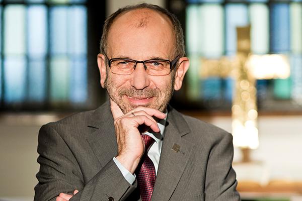Präses Manfred Rekowski. Foto: ekir.de / Eric Lichtenscheidt