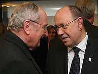 Überbrachte Dank aus Köln: Erzbischof Joachim Kardinal Meisner gratuliert Präses Schneider