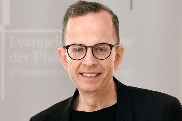 Wolfgang Schumacher ist der neue Beauftragte der Evangelischen Kirchen in Rheinland-Pfalz.