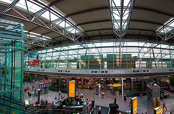 ankunft düsseldorf flughafen