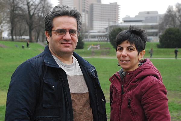 Anan Alsheikh Haidar und Housamedden Darwish leben heute in Köln. Beide haben ein Stipendium und lehren an der Universität.