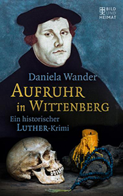 Cover des Luther-Krimis