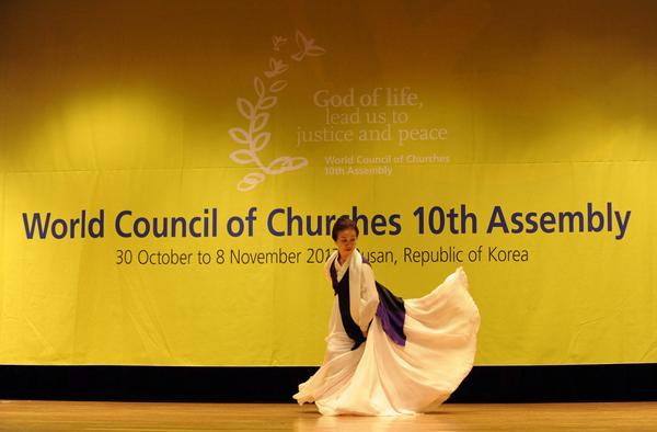 Die 10. ÖRK-Vollversammlung findet in Busan in Südkorea statt.