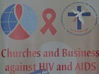 """In Namibia sind die Programme ELCAP und """"Kirche und Wirtschaft gegen HIV & Aids"""" verbunden."""