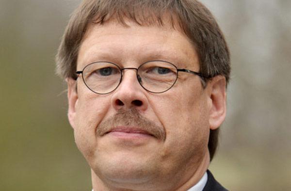 Superintendent Christoph Pistorius