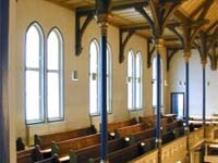 Freundlich und hell, Kirchen beim Tag des offenen Denkmals