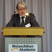 Prof. em. Jürgen Ebach