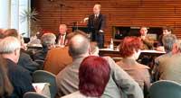 Stärkung der Mitarbeitervertretungen - sie war Thema beim Symposium in Mülheim/Ruhr.