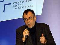 Verlorenes Vertrauen: Oberkirchenrat Harald Bewersdorff.